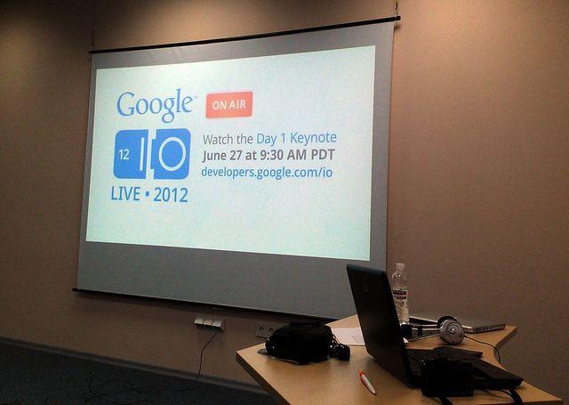 Мое «живое» знакомство с Google (Google I/O'12 Extended Donetsk)